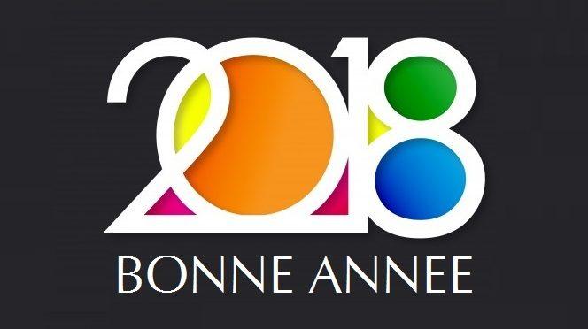 RAPID BOX vous souhaite une excellente année 2018